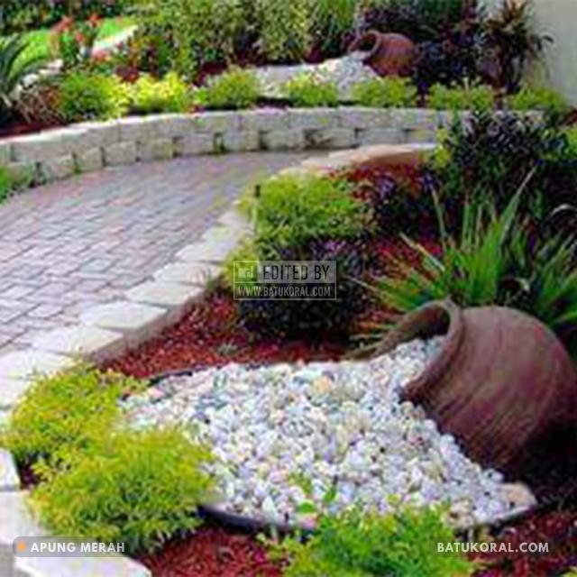 batu apung untuk taman
