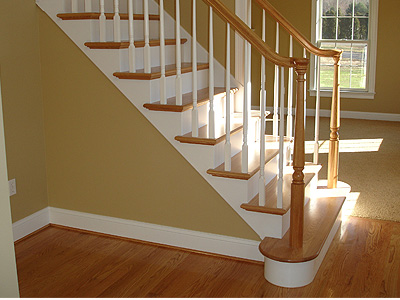 New home designs latest.: Modern homes interior stairs ...