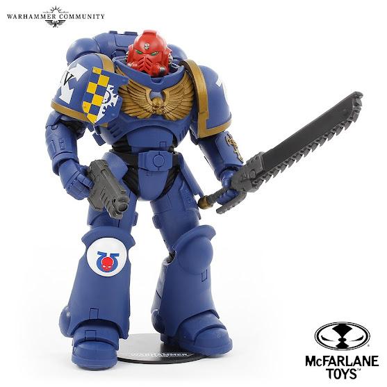 Intercesor Ultramarine Mc Farlane Toys
