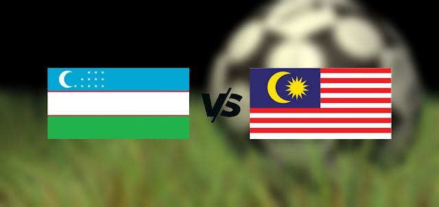 Live Streaming Uzbekistan vs Malaysia 9.10.2021 Persahabatan Antarabangsa