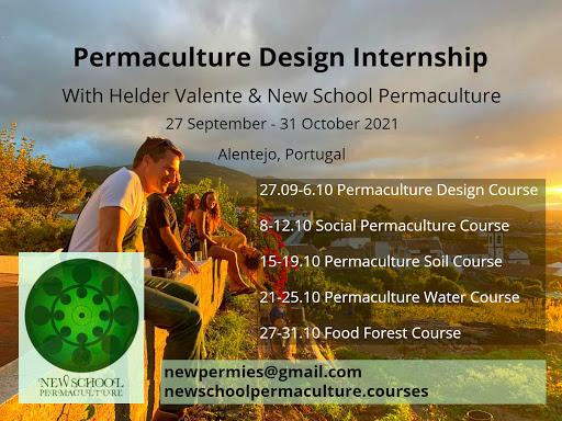 Permaculture 1 month internship