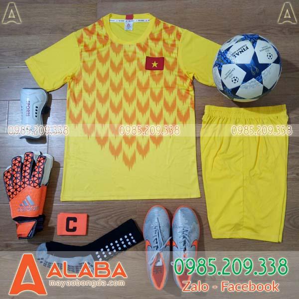 Áo bóng đá đội tuyển Việt Nam 2019