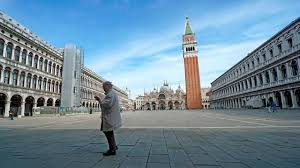 Kehidupan Sehari-hari di Italia Selama Masa Virus Corona, CoViD-19