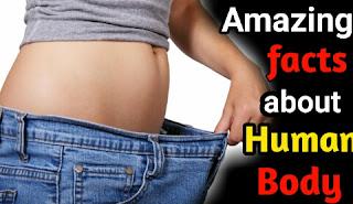Human Body Amazing Facts In Hindi | Interesting Facts About Human Body In Hindi