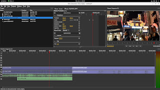 Mencoba Install Olive Video Editor Alternatif Gratis