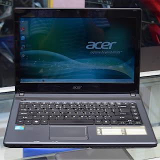 Jual Acer Aspire 4739 Core i3 ( 14-Inchi ) di Malang