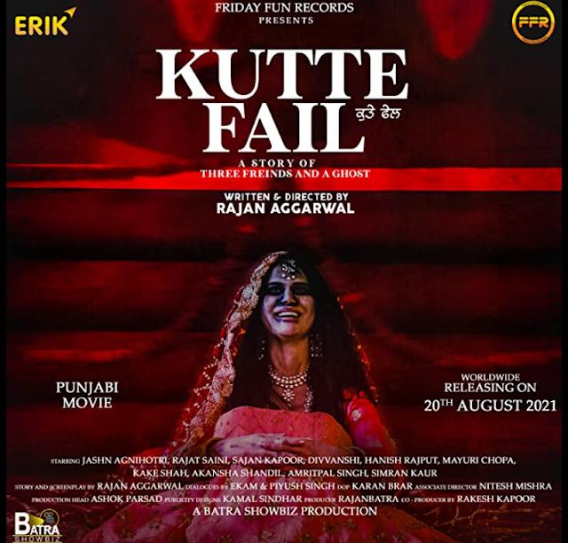 Kutte Fail 2021 x264 720p WebHD Esub Punjabi THE GOPI SAHI