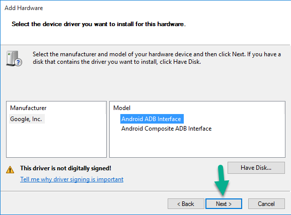 ANDROID ADB INTERFACE COMPOSITE ADB INTERFACE DRIVER FOR PC