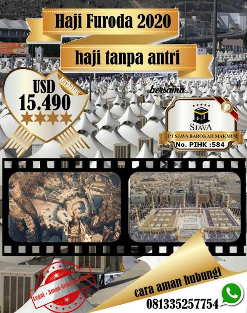 Haji Furoda Murah dan Aman