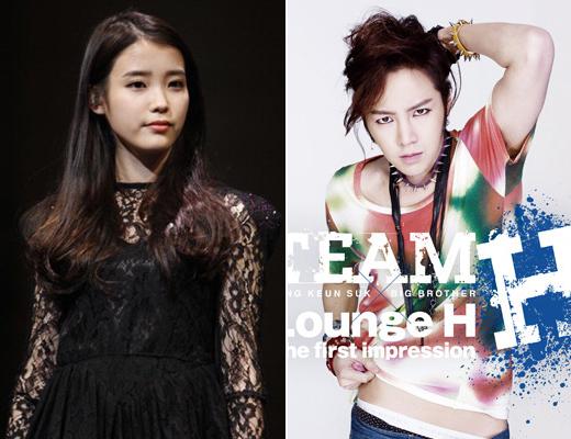 news] Kpop stars IU, Jang Geun Seuk and KARA battle it out