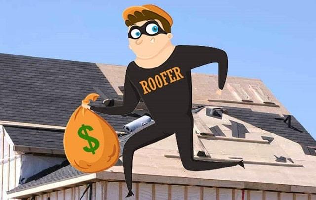 guide avoiding roofing scams prevent roofer fraud