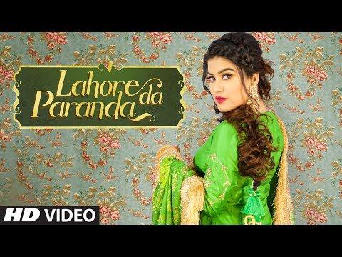 Lahore Da Paranda Lyrics Kaur B In Hindi