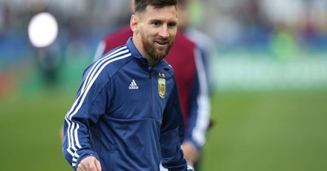 Месси получит тряпичный мяч по итогам Кубка Америки. Это приз фонда папы римского
