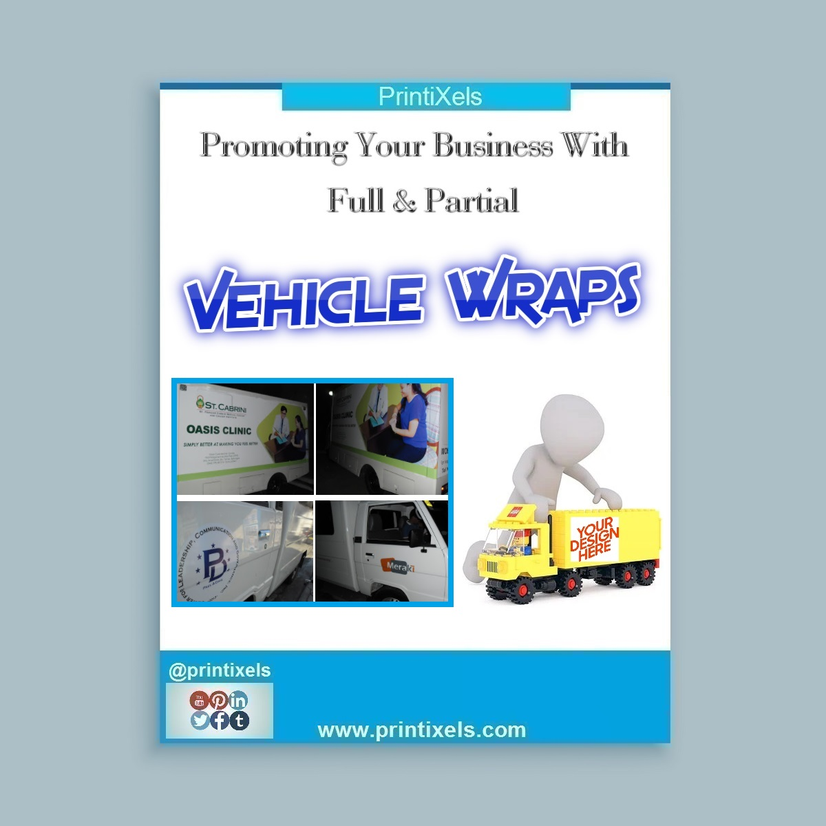 Promoting Your Business With Full & Partial Vehicle Wraps