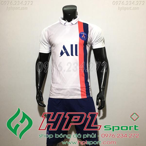 Áo CLB PSG màu trắng  2020