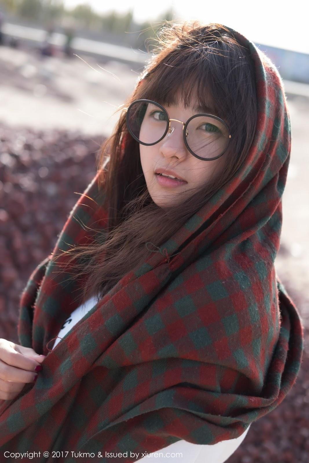 Tukmo Vol.105: Chinese model Qiu Qiu (球球) - TruePic.net