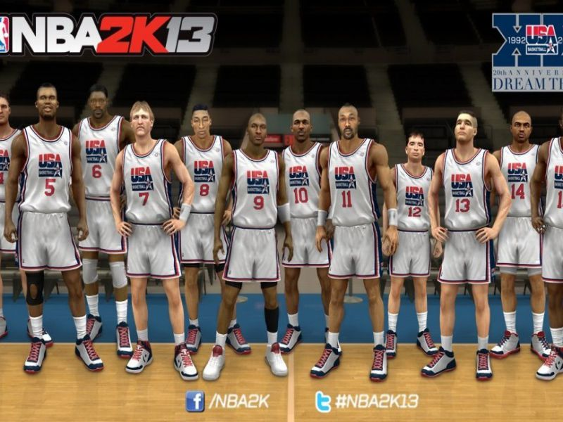 Download NBA 2K13 Free Full Game For PC