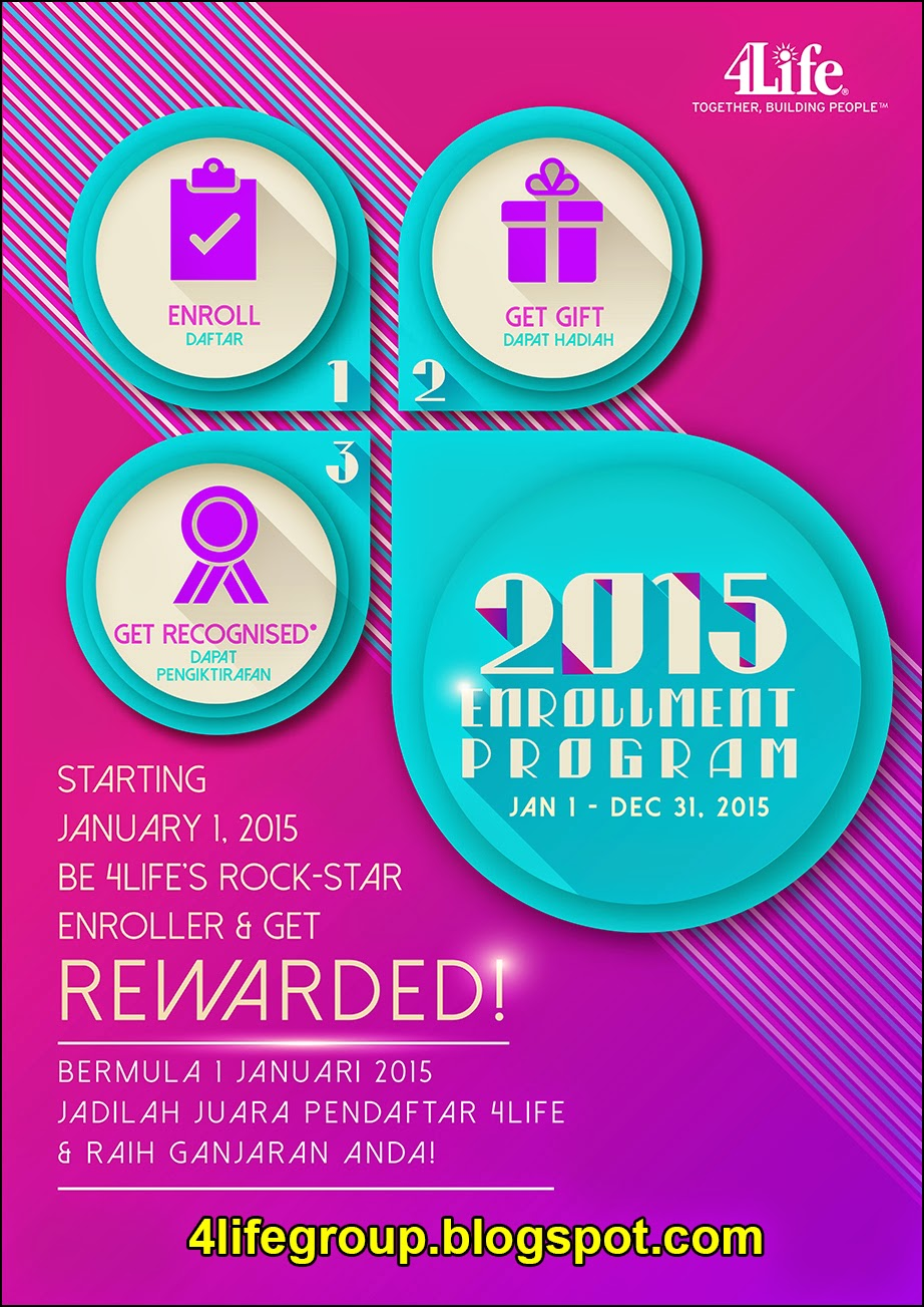 foto 4Life Enrollment Program 2015 (1)