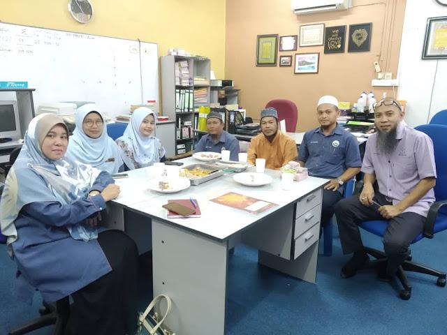 Perjumpaan Unit KAFA PAIP Kuantan dengan AJK Persatuan