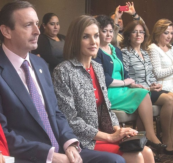 Queen Letizia Of Spain Visits Mexico, Day 2