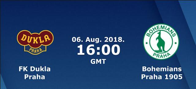 Nhận định Dukla Praha vs Bohemians, 23h00 ngày 6/8/2018