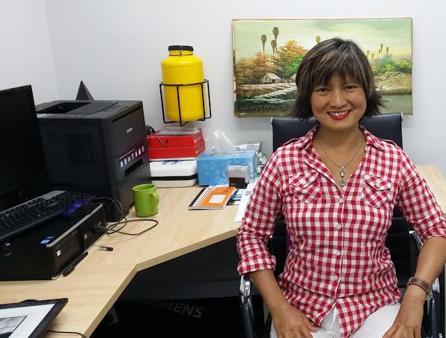 Gold Coast Mandarin speaking psychologist - Lynne Wu