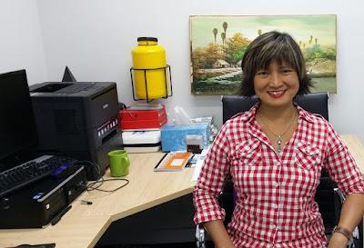 Psychologist - Lynne Wu