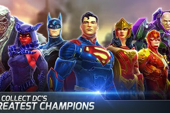 DC Legends: Battle for Justice v1.21.2 Mod Apk (Instant Kill)