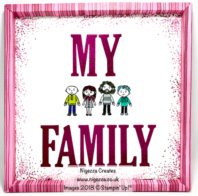 Friends and Family Stampin Up