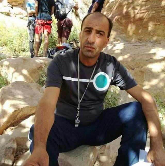 صور وفاة الشاب هاشم عيد العوامرة العبادي حادثة البحر الميت