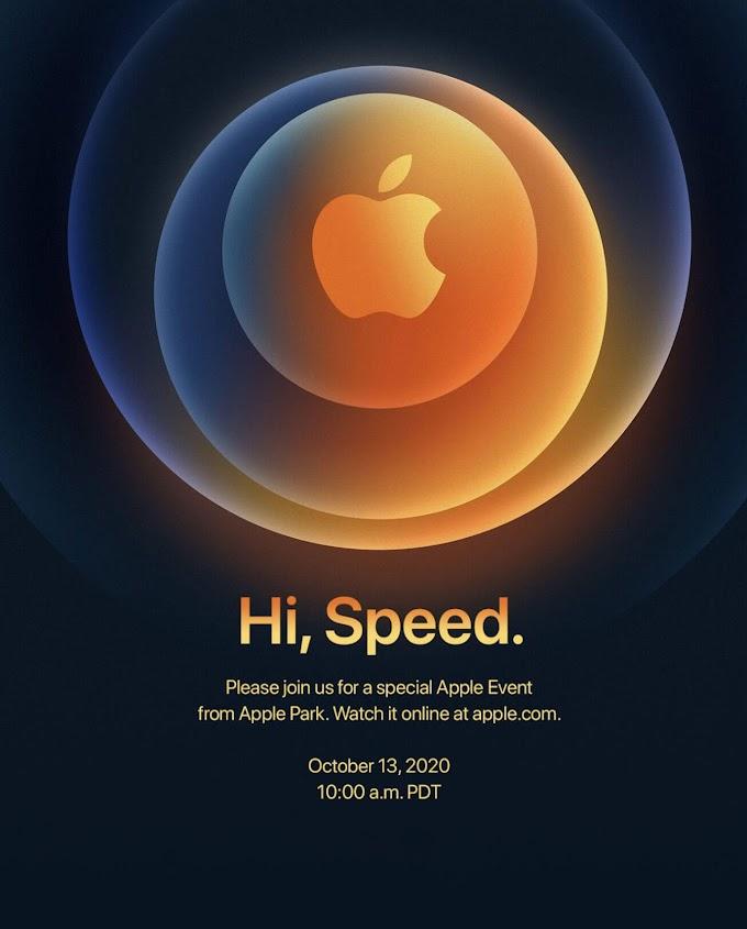 Apple fará evento especial no dia 13 de outubro para apresentar o iPhone 12
