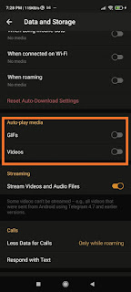 Stop Auto Media Play