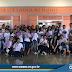 """Integrantes do projeto """" Eu sou cidadão"""" de Ocara participam do XII Congresso Amigos da Leitura"""