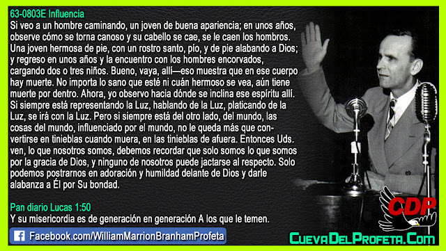 Un cuerpo de muerte - William Branham en Español
