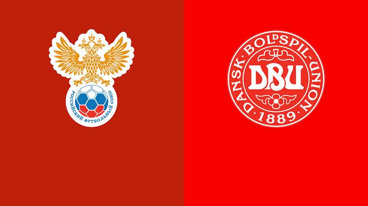 بث مباشر مباراة روسيا والدنمارك اليوم