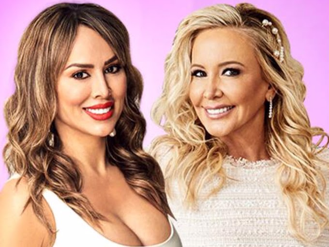 RHOC Fans Slam Kelly Dodd For Reaching Out To Shannon Beador On Instagram After Revealing She And Daughters Tested Positive For Coronavirus!
