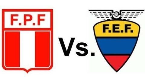Perú vs Ecuador: Previa y alineaciones - 7 de Junio de 2013