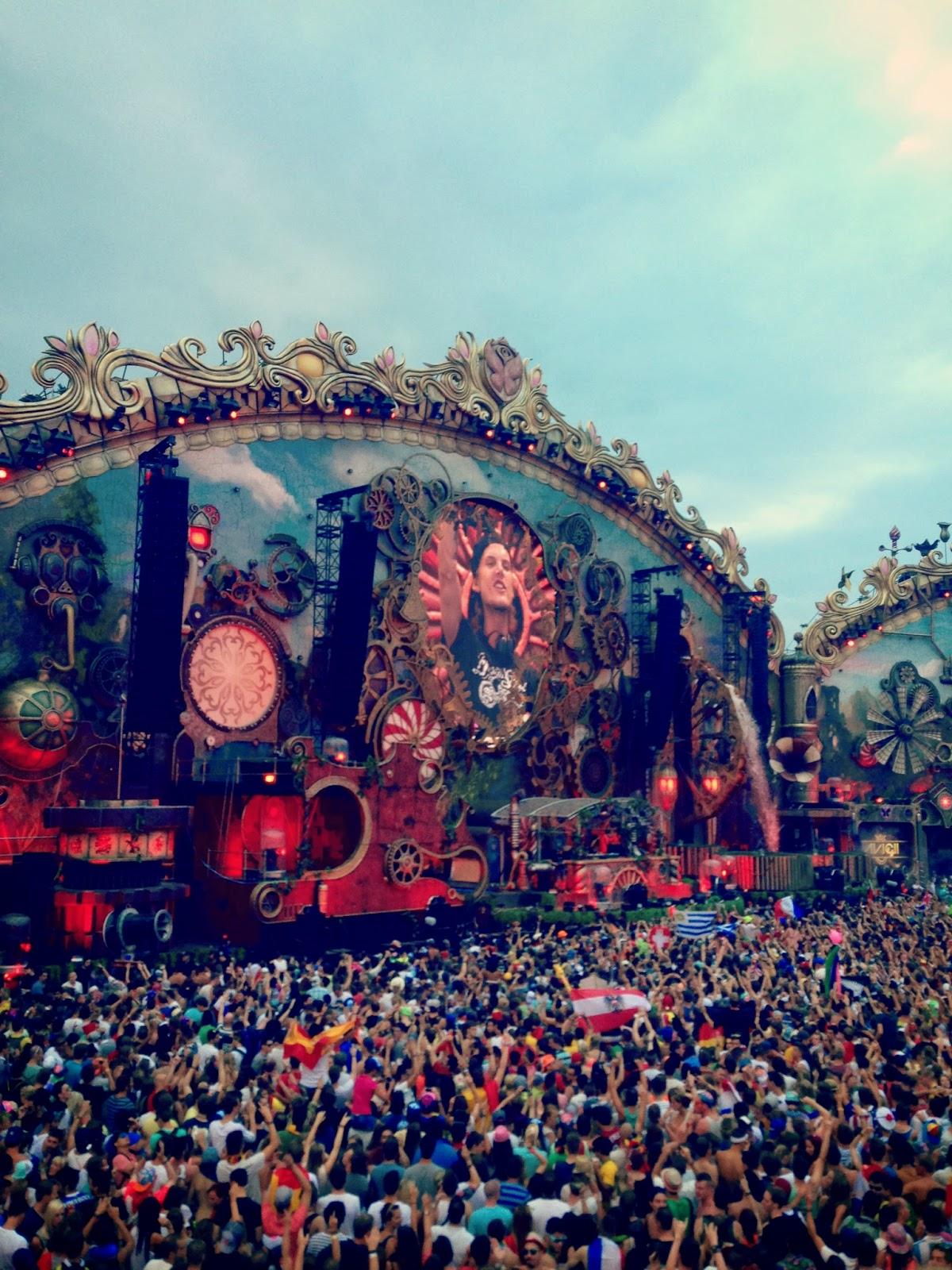 Tomorrowland 2014 Avicii