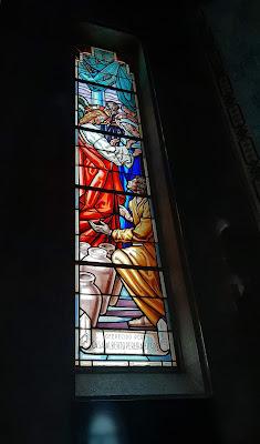 vitral de igreja