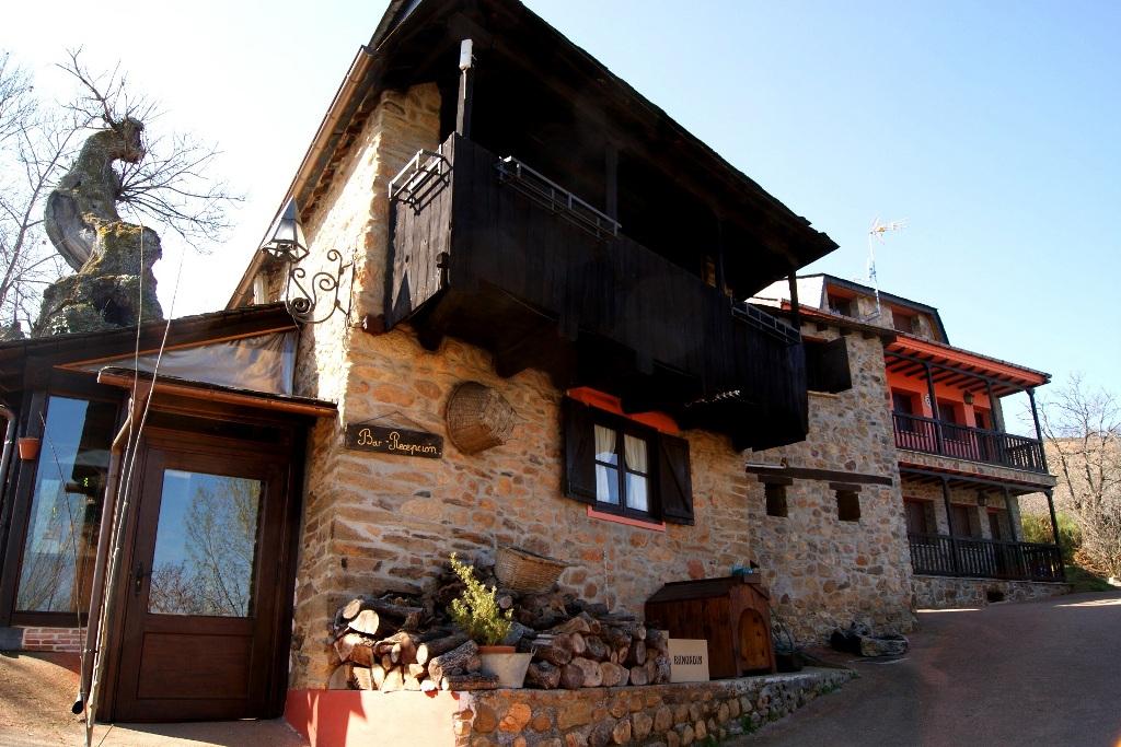 Restaurante o palleiro do pe do forno las m dulas orellan el bierzo leon inzitan blog - Casa rural o palleiro do pe do forno ...