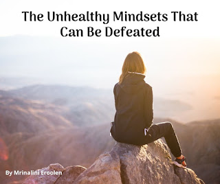 The Unhealthy Mindsets That Can Be Defeated