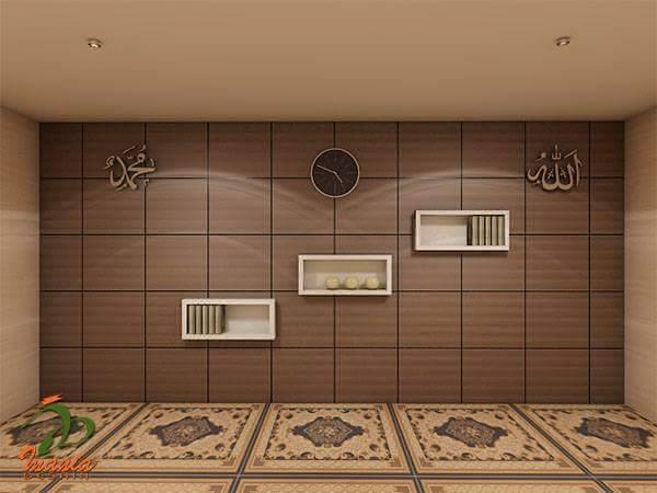 20 Desain Mushola Minimalis Untuk Rumah Anda