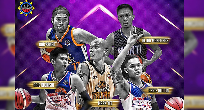 MPBL Awards Complete List of Winners | Datu Cup 2018-2019