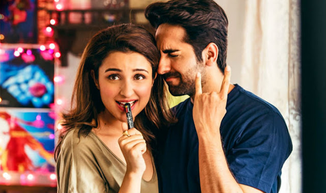 Ayushmann Khurrana film, Parineeti Chopra film, Bindu, love story, hindi movie