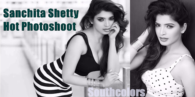 Sanchita Shetty Hot Photoshoot