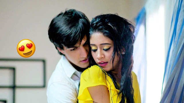 Good NEWS : Kartik Naira's first night dreamy romance in Yeh Rishta Kya Kehlata Hai