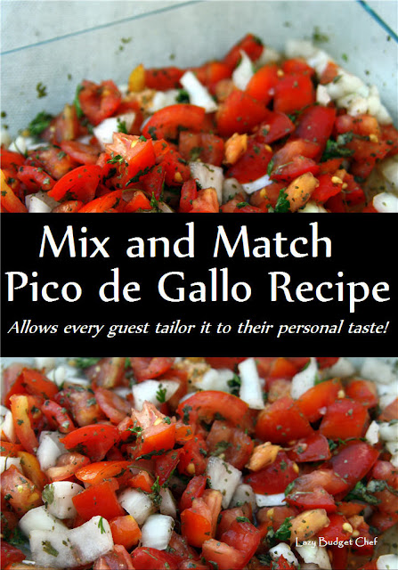 best taco bar recipe for party food