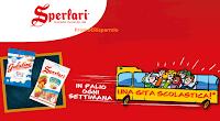 Logo Sperlari ''Premi fuori classe'' : in palio 6 voucher da 1000€ per gite scolastiche