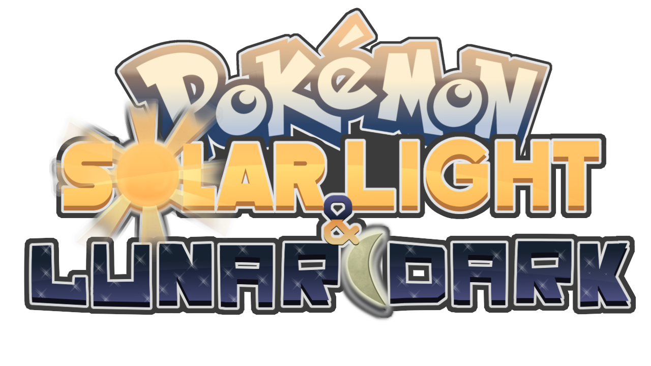 Pokemon Solar Light & Lunar Dark (PC)