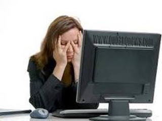Cara mengatasi mata lelah akibat komputer